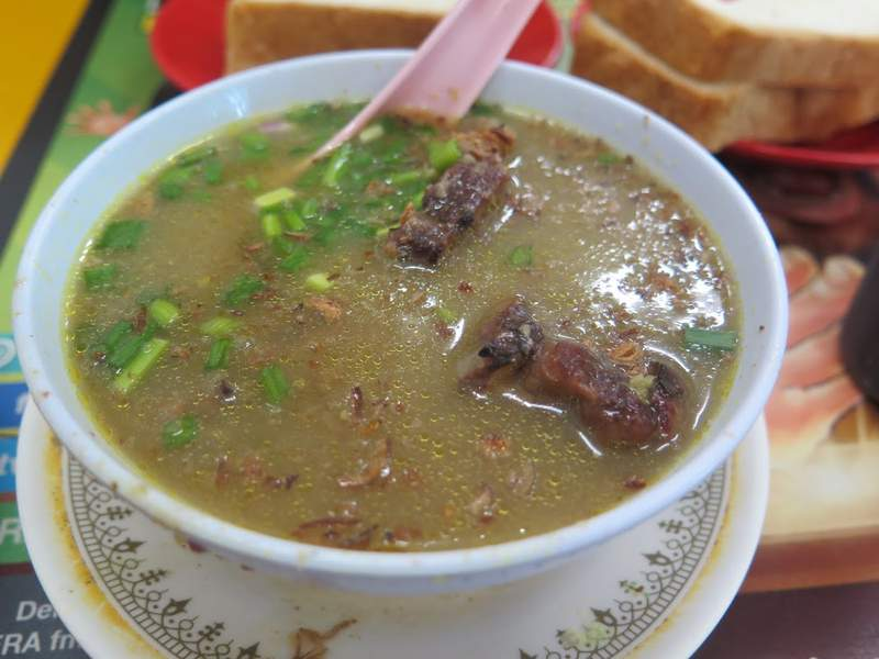 Sup Hameed Penang Food Guide The Travellist