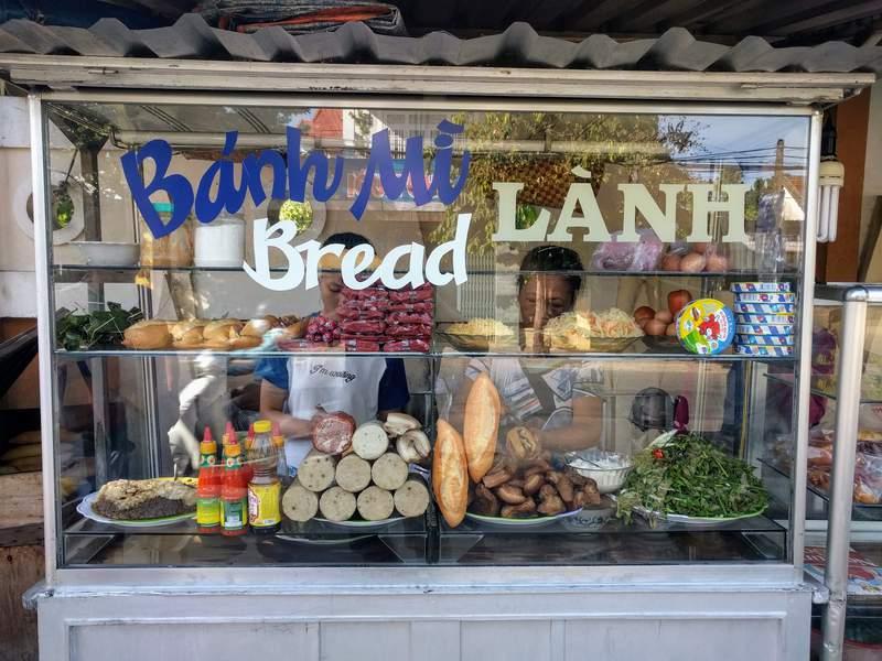 boulangerie Lành